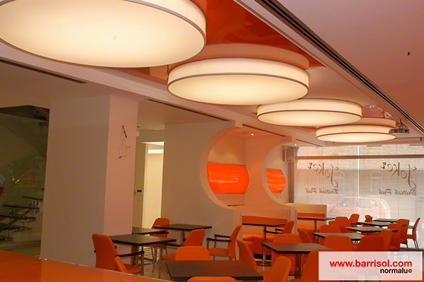 barrisol lighting barrisol lighting