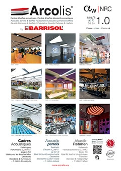 Arcolis® by BARRISOL®