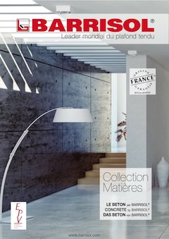 Collection MatièresConcrete by BARRISOL®