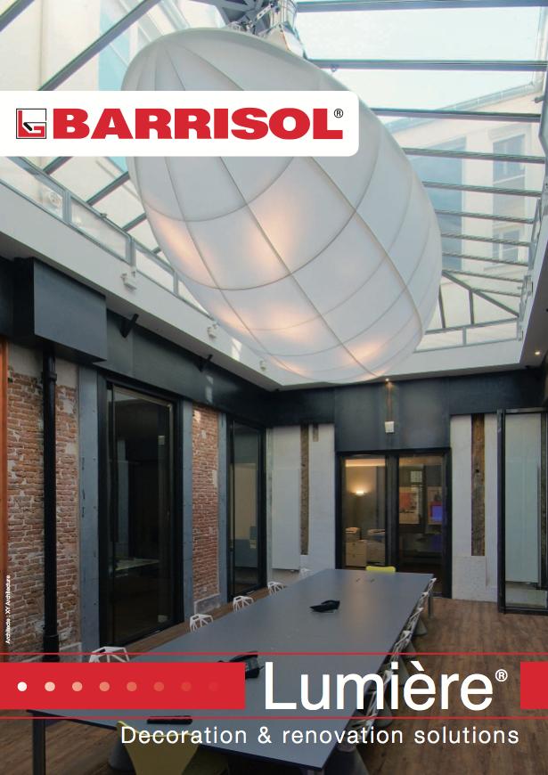 BARRISOL Lumière® Decoration & renovation solutions