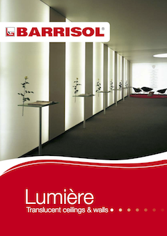 BARRISOL Lumière® Translucent ceilings & walls
