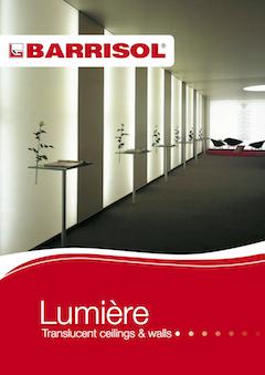 BARRISOL Lumière® Translucent ceilings & walls