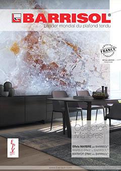 Collection MatièresMarmor Effekt by BARRISOL®