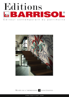 Editions BARRISOL® Museum of Printed Textiles of Mulhouse - Tome 1