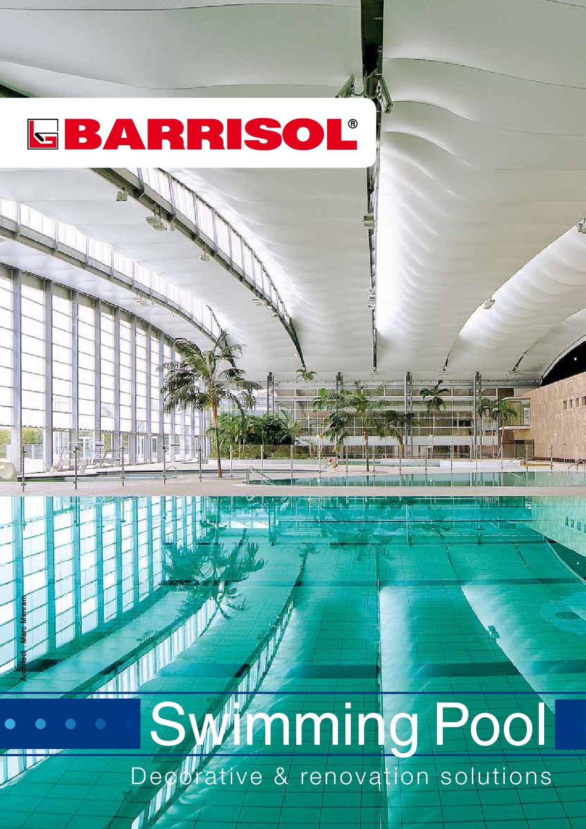 BARRISOL Swimming Pool