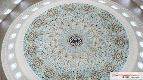 Mosque « Khazret Sultan »