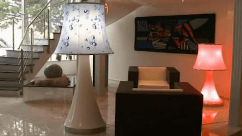 Furniture B-Skin: lamp King