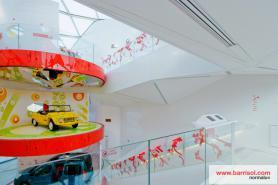 Citroën showroom