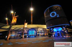 Lounge of O2 Arena