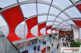 Shopping mall Mediacite