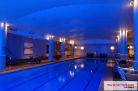 Swimming pool of Haymarket Hotel