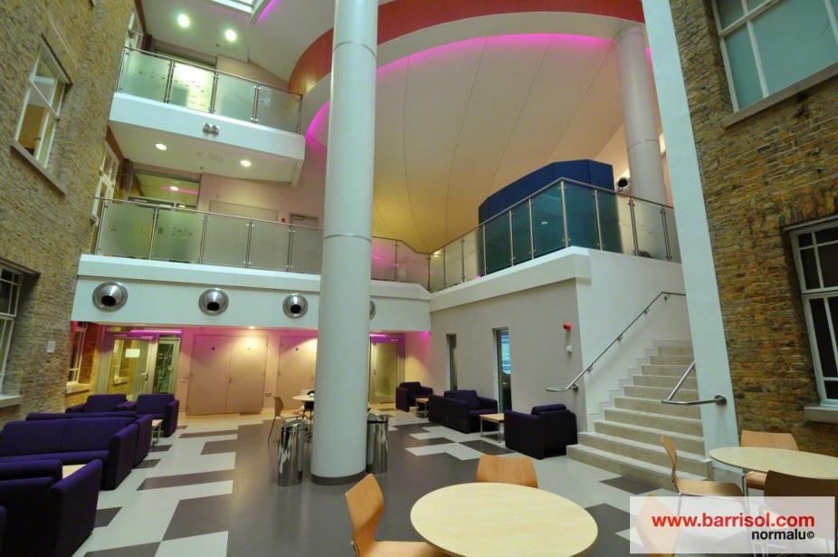 London School <br><p style='text-transform: uppercase; color: #6F6F6F;'>United Kingdom</p>