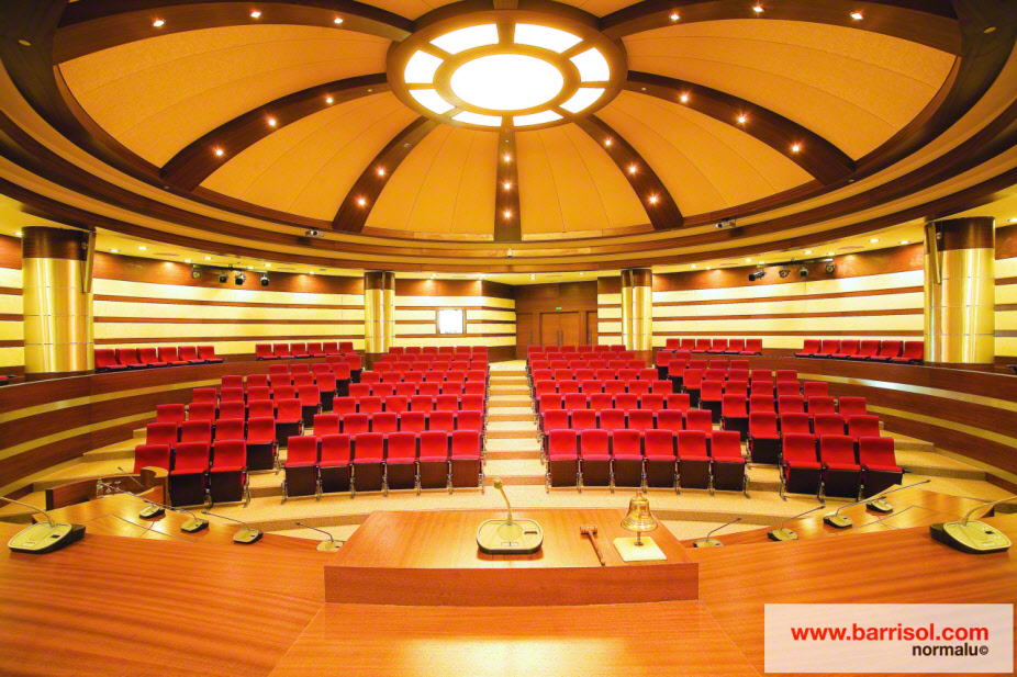 Auditorium of Antalya