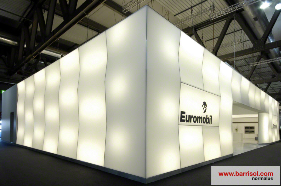 Euromobil stand