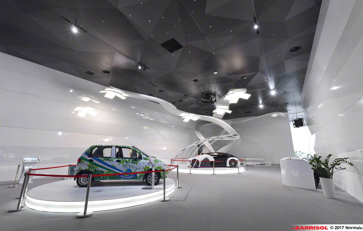 Expo 'Future Energy' Astana <br><p style='text-transform: uppercase; color: #6F6F6F;'>Kazakhstan</p>