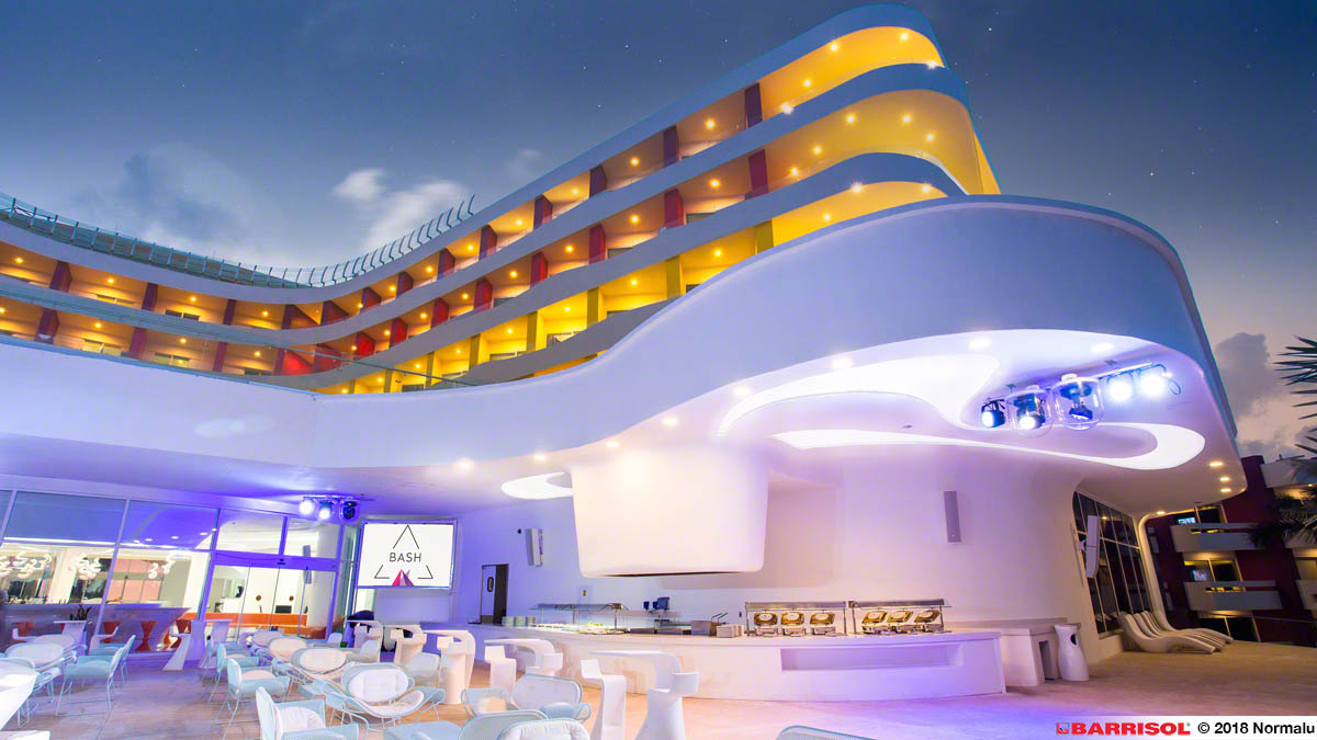 Temptation Resort&Spa Cancùn <br><p style='text-transform: uppercase; color: #6F6F6F;'>Mexico</p>