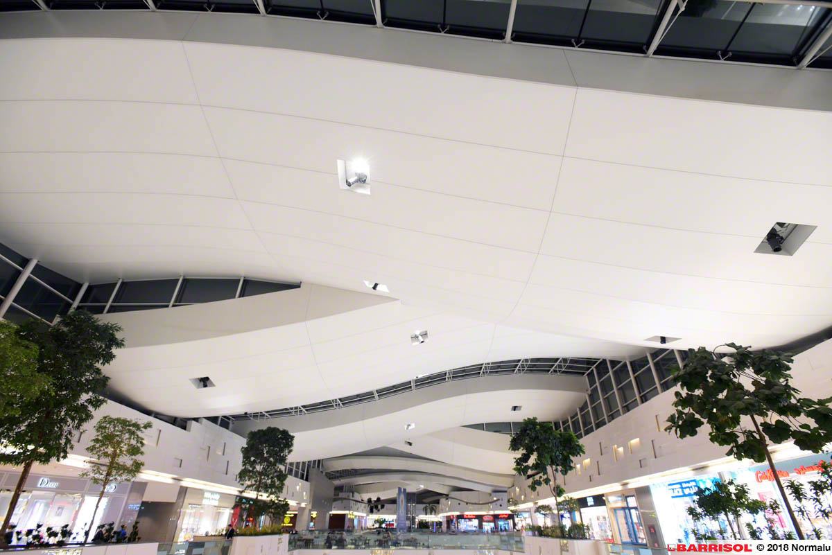 Shopping Mall - The Avenues <br><p style='text-transform: uppercase; color: #6F6F6F;'>Kuwait</p>
