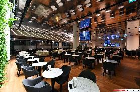 Turkish Airlines Business Lounge