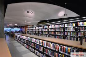 SFU Library in Vancouver