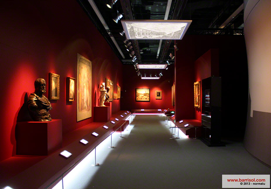 National museum of China <br><p style='text-transform: uppercase; color: #6F6F6F;'>China</p>