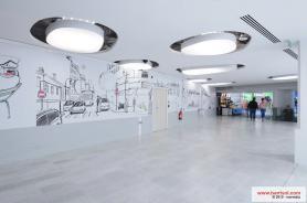 Airport of Roissy Charles-de-Gaulle (Paris)