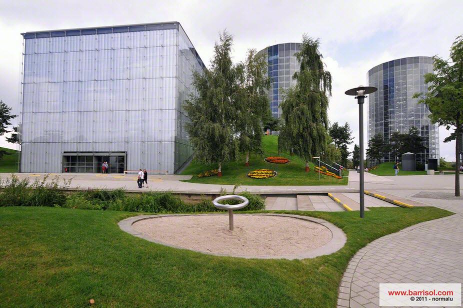 Volkswagen Pavilion