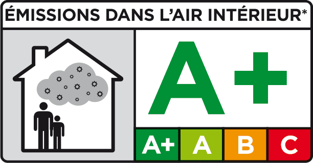 Indoor Air Emissions - A+ Certification